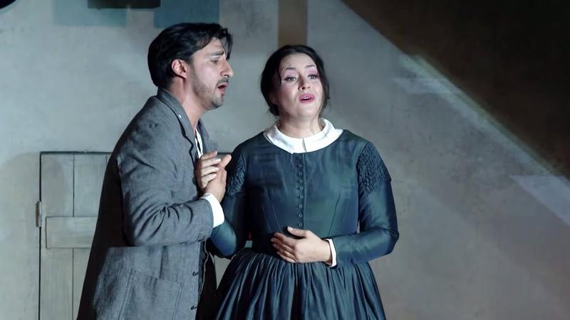 La bohème O soave fanciulla Puccini Sonya Yoncheva Charles Castronovo The Royal Opera