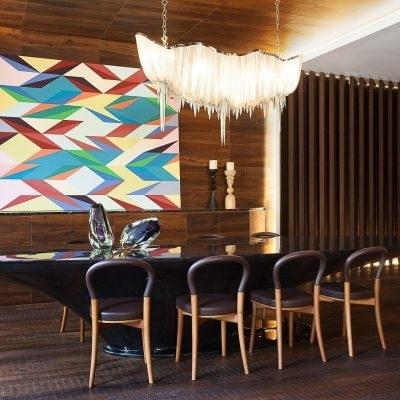 Дизайн интерьера квартиры в Барселоне по проекту архитектурного бюро ARRCC.