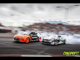 Daigo Saito vs Fredric Aasbo - Greatest Drift Battle in Formula D History [Short]