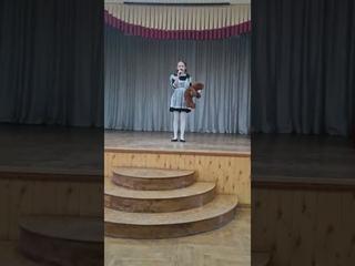 """Худ. слово"", Напалкова Алина, «Блокадный хлеб» (отрывок),Элла Фонякова"