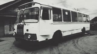 Моя летняя поездка на ЛиАЗ-677М. Арзамас, 21 июня 2020.  (ЧБ вариант) #Лиазбезприкрас