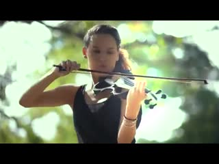 Shape of You (Ed Sheeran) - Electric Violin Cover - Caitlin De Ville