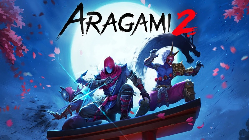 Aragami 2 Official Cinematic Gameplay Reveal Trailer