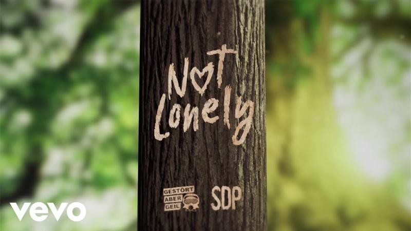 Gestört aber GeiL SDP Not Lonely Lyric Video