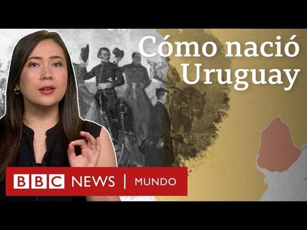La disputa entre dos gigantes de Sudamérica que dio lugar a Uruguay y qué papel jugó Reino Unido