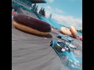 - droneadventures donut drift finky