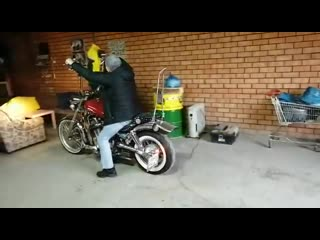 Suzuki intruder vs 1400 (январь 2020)