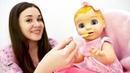 Кукла как Беби Бон — ЛЮВАБЕЛЛА — Живая кукла-ребенок