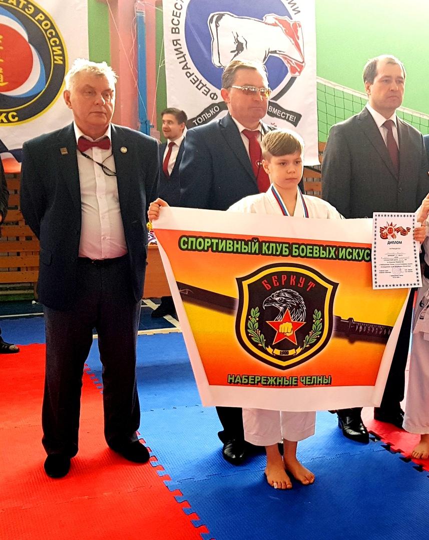 2 место Мякишев Никита