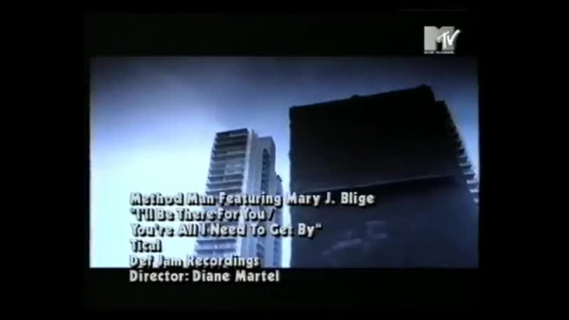 Mary j blige method man - ill be there for you, youre all i need to get by mtv