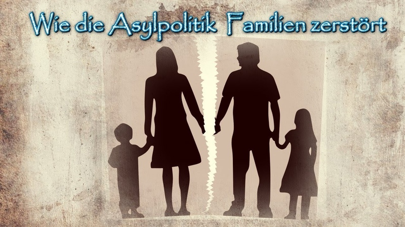 Wie die Asylpolitik Familien ZERSTÖRT