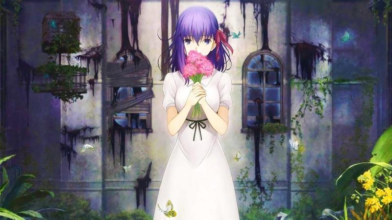 Fate stay night Heaven's Feel I Presage Flower Ending Full『Aimer Hana no Uta』