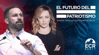 El Futuro del Patriotismo con Santiago Abascal y Giorgia Meloni