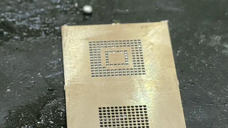 Замена EMMC Samsung T311 KMV3W000LM B310 Z3X JTAG