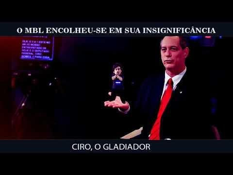 Ciro Gomes desmentindo mentira criada pelo MBL que ele iria imprimir dinheiro