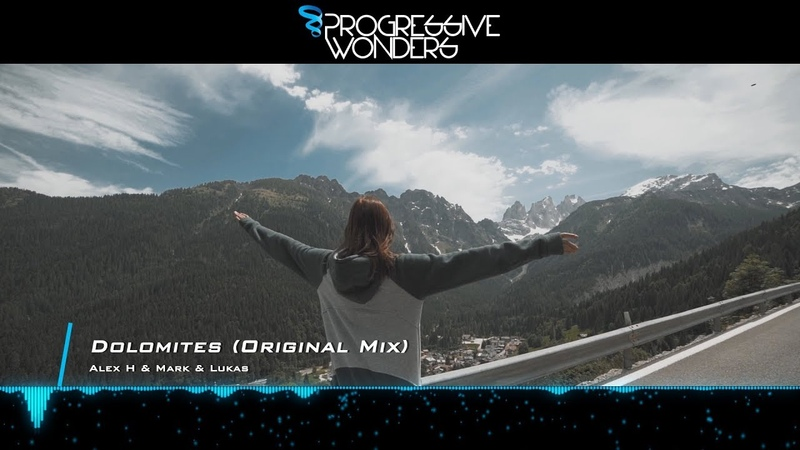 Alex H Mark Lukas Dolomites Original Mix Music Video Synth Collective