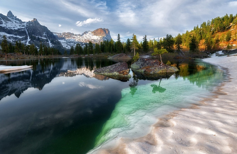 11 национальных парков и заповедников России, которые нужно посетить, изображение №11