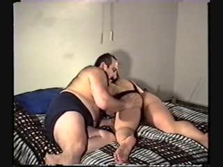 Erotic Wrestling Video