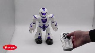 """Интерактивный робот Степа ТМ """"Smart Baby"""", умеет ходить, говорить, танцевать"""