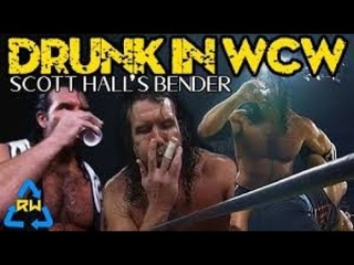 Drunk in WCW - Scott Hall's Drinking Bender (Reliving Wrestling)