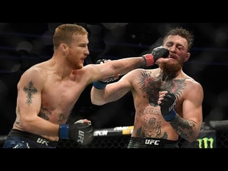 Justin Gaethje would destroy Conor McGregor in round one