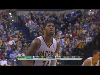 Boston Celtics vs Indiana Pacers | December 22, 2013 | Full Game Highlights | NBA 2013-2014 Season
