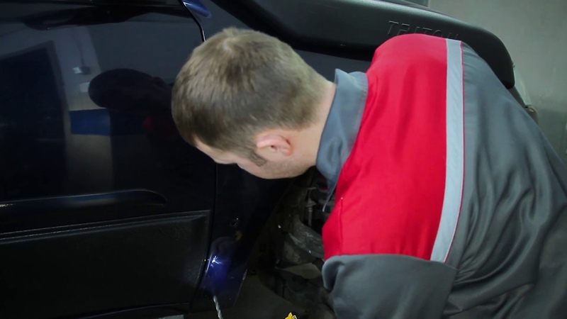 Инструкция установке расширителей на колесные арки Mitsubishi Pajero Sport (russ-artel.ru)