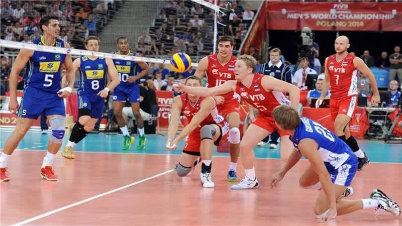 Мужской чемпионат по волейболу
