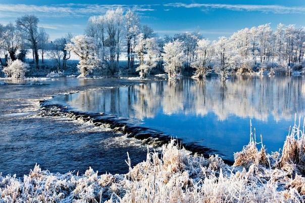 10 мест, где зима сказочно прекрасна