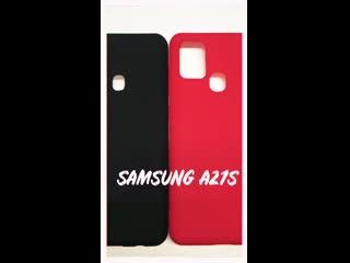 Накладка для Samsung A21S
