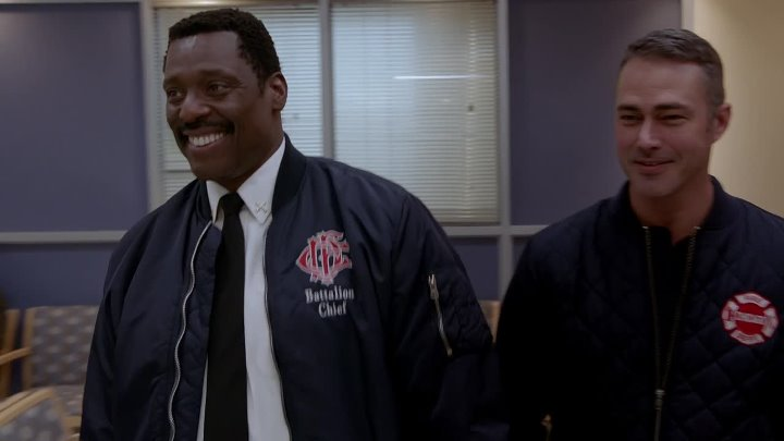 Пожарные Чикаго 9х04 Шадинский