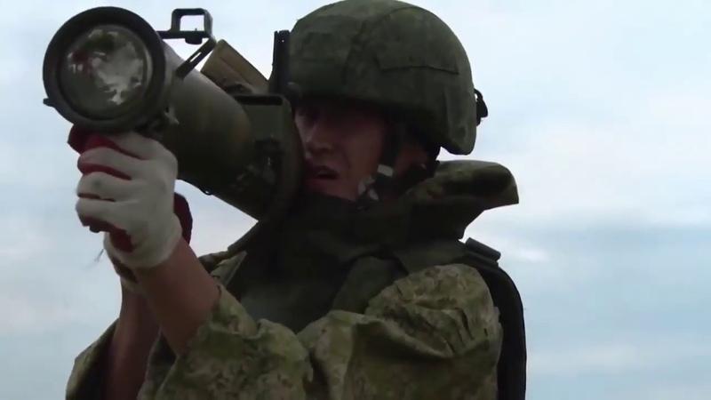 Ко дню огнеметного батальона 5 декабря