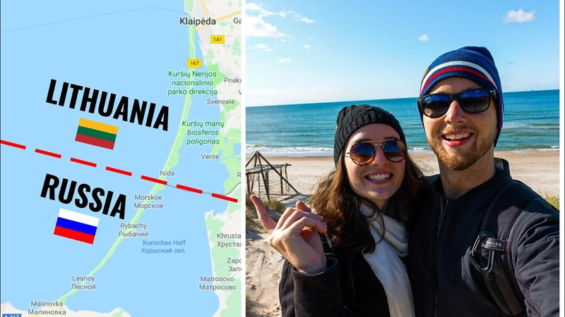 VISITING THE CURONIAN SPIT Tiny Strip of Land on the Baltic Sea