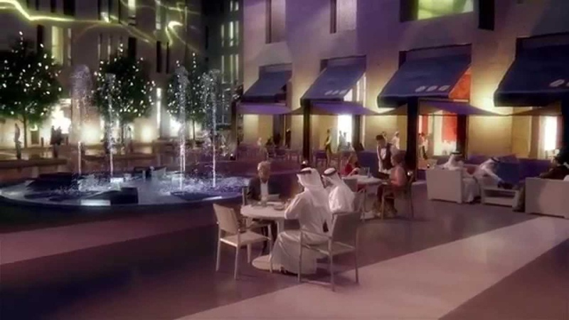 OFFICIAL Downtown Doha TV Commercial 2014