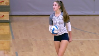 Champlin Park vs. STMA Section Girls High School Volleyball