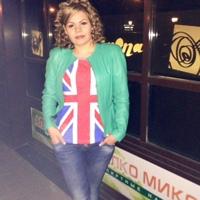 Фотография анкеты Фаины Тигай ВКонтакте