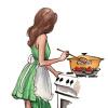 Домашние рецепты. GIF и не ГИФ