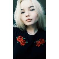 Фотография страницы Арины Данильченко ВКонтакте
