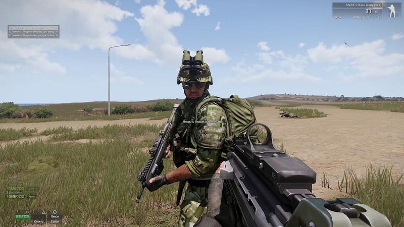 ArmA 3 Не бойся скриптов Спаун ботов с возможностью найма