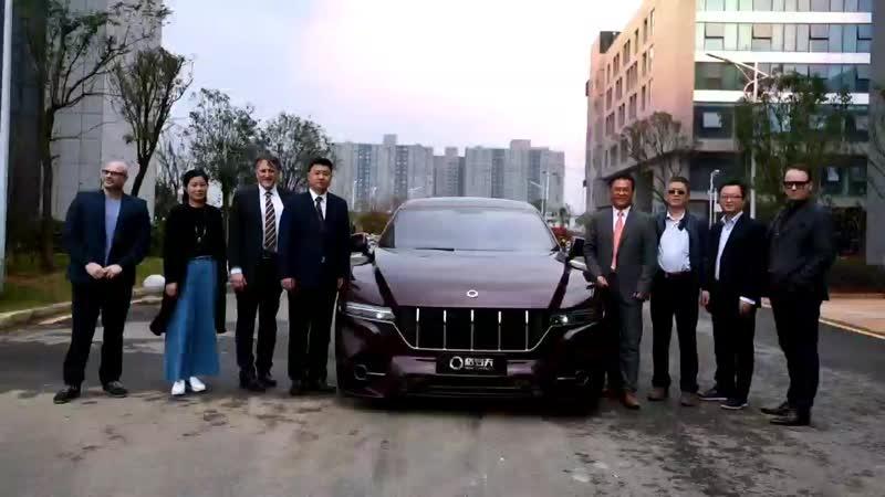 Китайский Grove Hydrogen прорыв Будущее за автомобилями на водороде 0 mp4