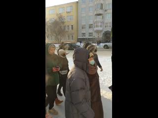 ⚡️Около 11 тысяч собралось в Екатеринбурге в 30 градусный мороз. Люди идут к администрации
