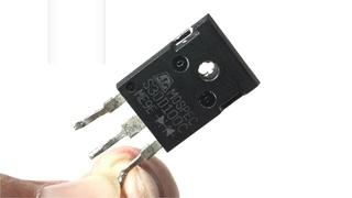 ДИОДЫ ШОТКИ  ЧТО ЗА ШТУКА ?  / Детали похожие на транзистор /
