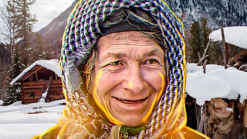Агафья Лыкова Как прожить долго и счастливо Питание и распорядок дня