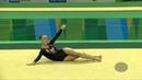 SAZONOVA Irina (ISL) - 2016 Olympic Test Event, Rio (BRA) - Qualifications Floor Exercise