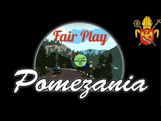 "ETS 2 🔸Pomezania ""FAIR PLAY"" project Intro🔸Lets start over again!"