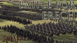 ВЛАСТЕЛИН КОЛЕЦ - БИТВА ЗА ЭРЕХ | Lord of the Rings: Battle for Erech