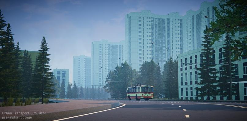 Urban Transport Simulator: ответы на ваши вопросы!, изображение №8