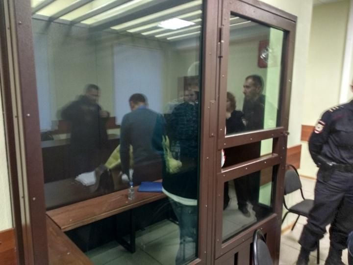Письма из прошлого: бывший мэр Кимр Литвинов слушал в суде свою тайную переписку