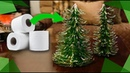 🎄Pinos Nevados de Navidad hechos con este cartón 🧻Chuladas Creativas Rust-Oleum