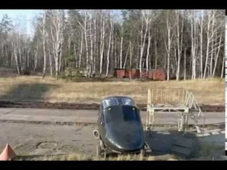 Испытания системы аварийного покидания экипажем вертолёта Ка-52